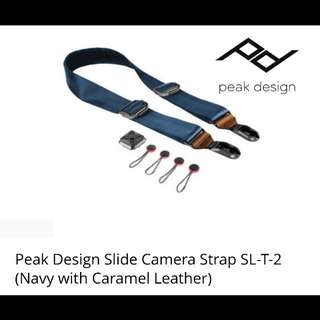 PeakDesign Slide Camera Strap SL-T-2