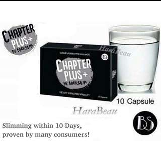 (25% Offer!) Chapter Plus by Backslim Dietary Slimming Supplement