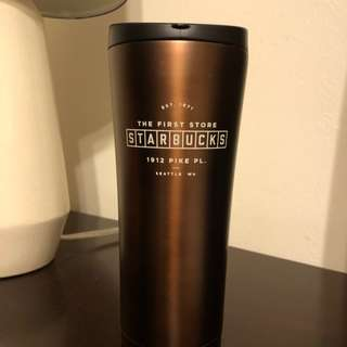 Tumbler Starbucks Seattle