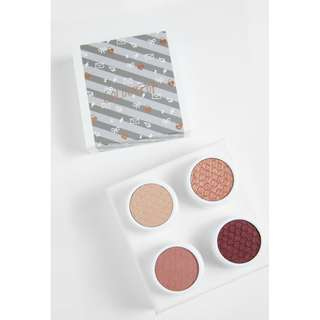 <FREE NM> BNIP ColourPop Foursome Supershock Eyeshadow in Love Line
