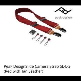 PeakDesign Slide Camera Strap SL-L-2