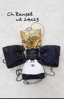 Chanel Backpack Lambskin SemPrem