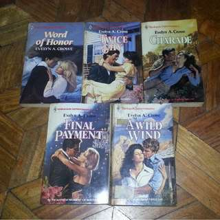 [BUNDLE] Romance Books by Evelyn A. Crowe