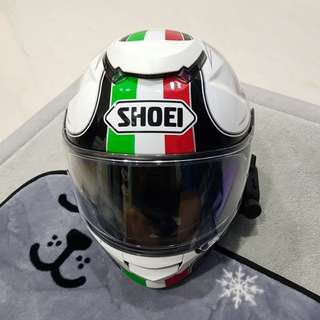 Shoei GT AIR & Sena 10C