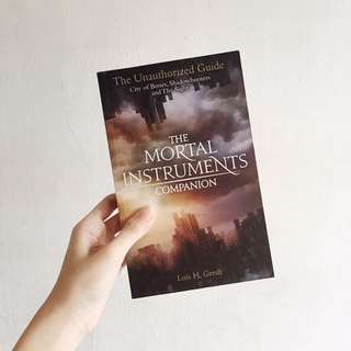Mortal Instruments Companion
