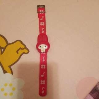Melody電子手表