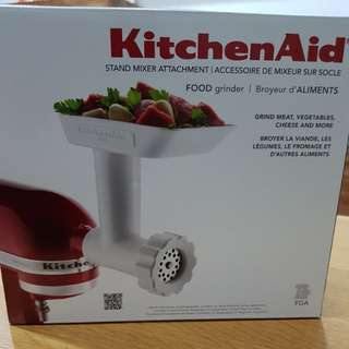BRAND NEW KitchenAid stand mixer attachment (unopened)