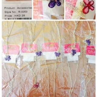 Brand New Necklace x 10 pcs(10條全新頸錬)