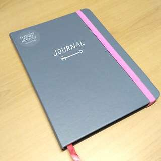 Kikki.K Leather Notebook