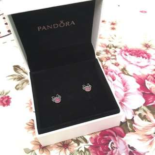 Pandora 米妮 耳環
