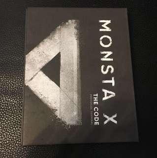 MONSTA X The Code 淨專