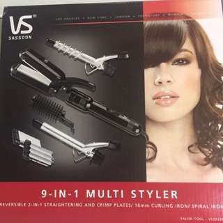 VS Salon Tool
