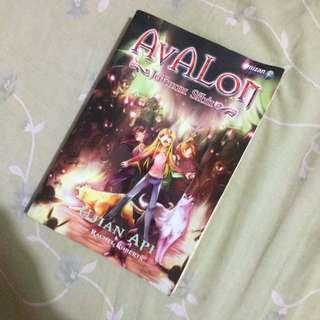 Avalon ~ jalinan sihir ~