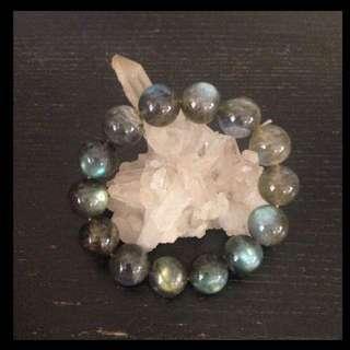 水晶小店 - 拉長石