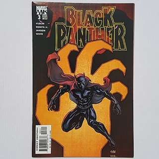 Marvel Comics Black Panther 3 Near Mint Condition Inspiration for Movie Visuals Frank Cho Cover