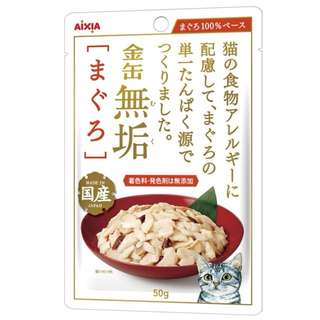 Aixia Kin Pure Pouch 50gm - $1.40 / 24 pouches for $32.00