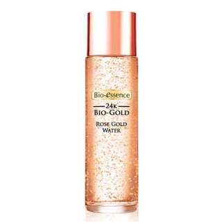 Buo Essence 24k Rose Gold Water 30ml
