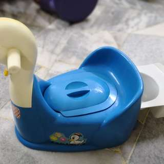 Potty Free iteam- if u buy any baby product