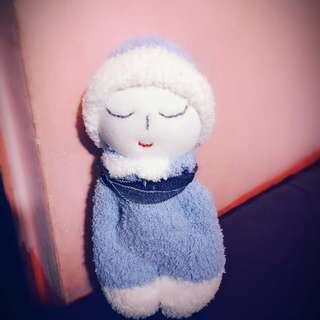 Sleepy Series (Handmade Sock Dolls)