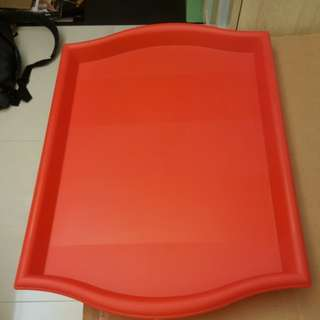 Tray Red