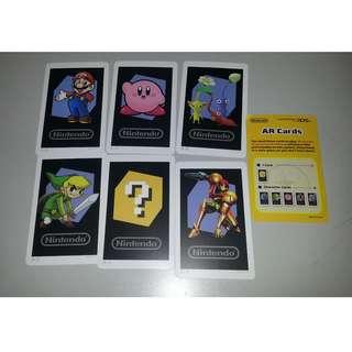 Nintendo AR Cards