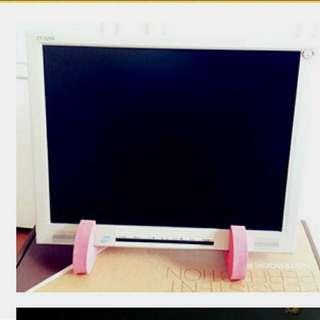 奇美電腦螢幕,台灣製尺寸大小:34.5cm*27cm