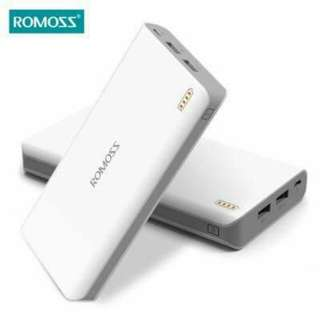 ROMOSS Sense 6 20000mAh External Battery Pack