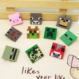 Little Minecraft Badge - HG4S980