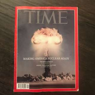 Time Magazine Feb 12,2018 Issue