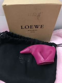 Brand new Loewe animal coin purse