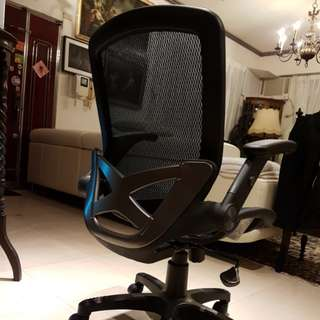 美國BAYSIDE METREX II MESH CHAIR透氣辦公椅