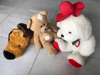 Soft Toys, Plush Toys