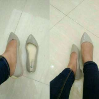 Jelly shoes lancip