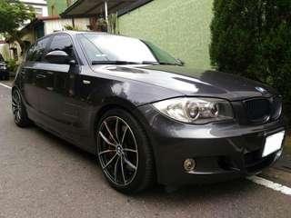 2008年 BMW 120i 機械增壓