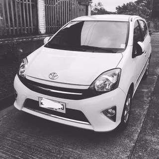 Toyota Wigo 2015 G Automatic
