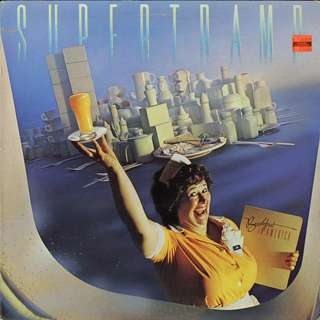 supertramp, Vinyl LP, used, 12-inch original pressing
