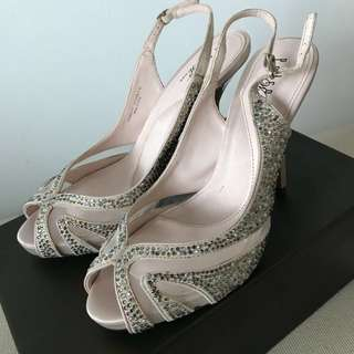 Pedro women heels for wedding or prewedding shoes