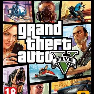 Looking for GTA GRAND THEFT AUTO XBOX ONE