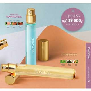 Parfum Oriflame Amazing Paradise