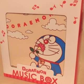 🚚 日本多啦a夢特展🎊限量音樂收納盒