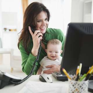 Mom Work At Home!