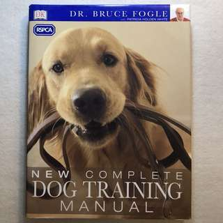 RSPCA Dog Training Manual