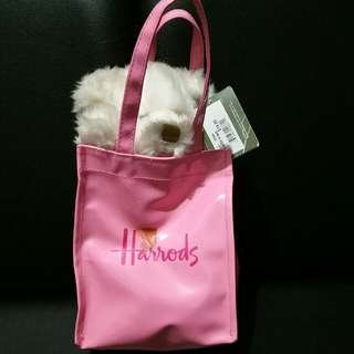 Harrods soft toy