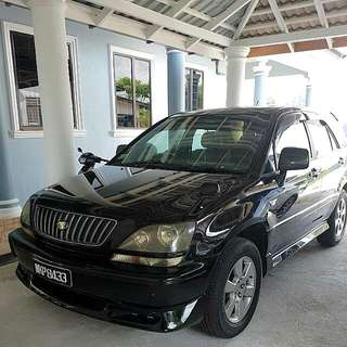 Toyota Harrier 2.2 J Spec