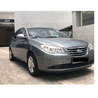 Hyundai Avante 1.6 Manual