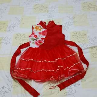 CNY clothes for girls