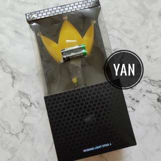 [Ready Stock] BIGBANG - Official Lightstick