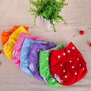 PO - button diaper cover
