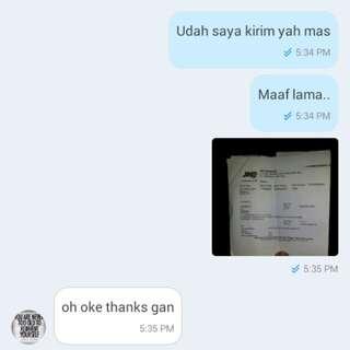 Testimoni Barang Ps2