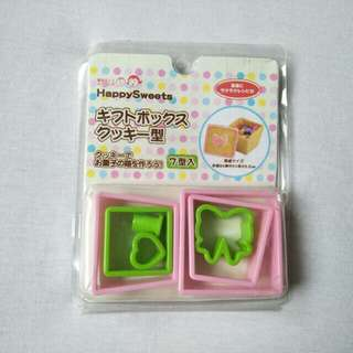 Bread and cookie cutter/shaper